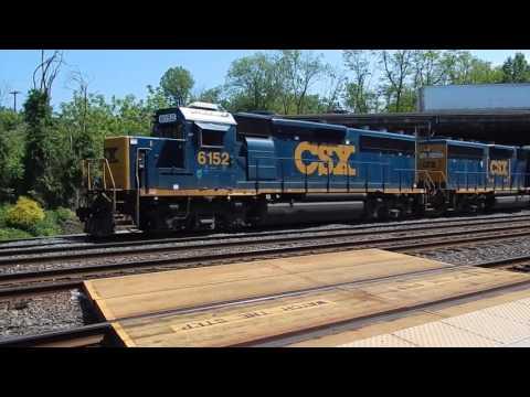 Septa/CSX West Trenton Line Pt.2