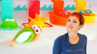 Download Видео про игрушки - Маша Капуки и зима в ванной Video