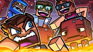Minecraft Purge But We're The Worst Nether Explorers Ever!