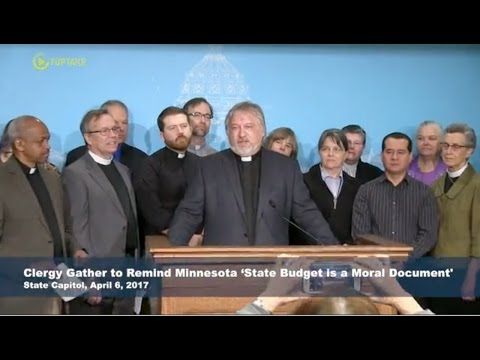"MN Clergy Preach Against ""Meanness"" Of Republican Legislation"