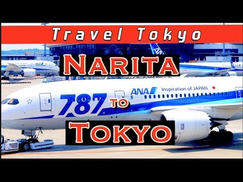 Narita Airport to Tokyo Keisei &  Arrivals ESSENTIALS!
