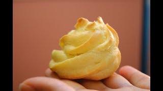 Chicken Puffs / Savory Puffs