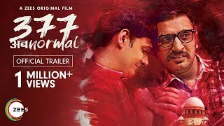 377 अब Normal | Official Trailer | A ZEE5 Original Film | Maanvi Gagroo, Zeeshan | Streaming Now