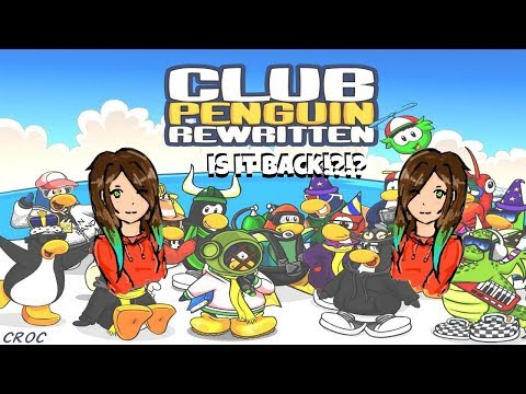 CLUB PENGUIN IS BACK!?!?