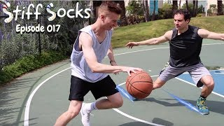 1 Vs. 1 With An NCAA Basketball Player | Stiff Socks Episode 17