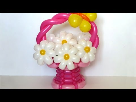Корзина из шаров / Basket of balloons (Subtitles)
