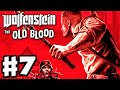 Wolfenstein: The Old Blood - Gameplay Walkthrough Part 7 - Chapter 6: Ruins (PC)
