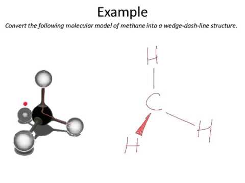 Drawing 3D Molecules