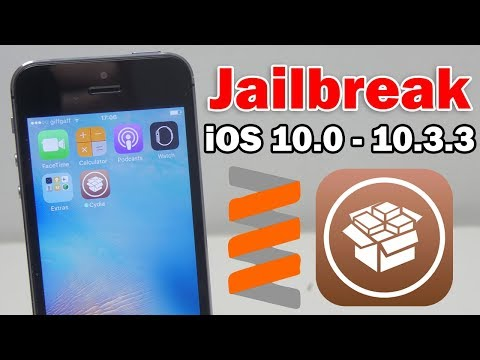How to Jailbreak iOS 10.0 - 10.3.3 Using h3lix on iPhone 5 / iPhone 5c / iPad 4