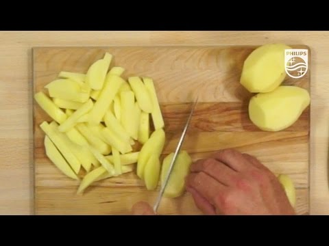 Philips Chef - French fries in the Airfryer
