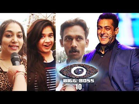 Public SUPER EXCITED For Salman Khan's Bigg Boss 10