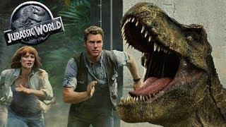 Download New Jurassic World The Ride Info Reveals Chris Pratt And Bryce Dallas Howard Return Video