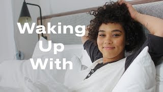 Download X-Men's Alexandra Shipp Plays Guitar and Meditates to Get Ready for Her Day | Waking Up With | ELLE Video