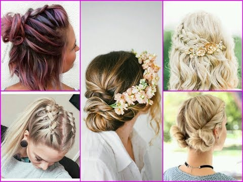 Amazing Easter Brunch Hairstyles Ideas