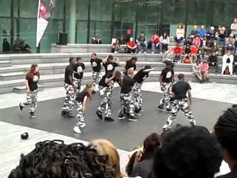 IMD Dance Crew @ Scoop 2012
