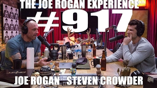 Joe Rogan Experience #917 - Steven Crowder