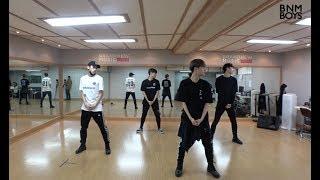 Bnm Boys hollywood Dance Practice Video