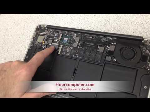 macbook air hard drive