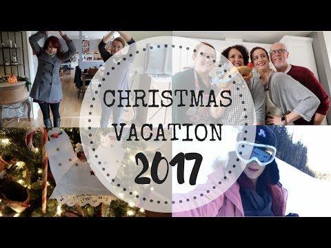VLOG Christmas in CA & AZ 2017