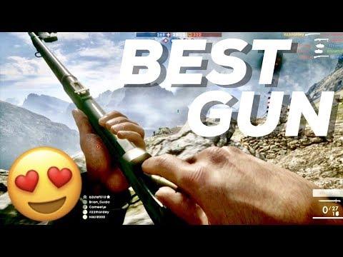 BEST GUN IN BATTLEFIELD 1!! Martini Henry Game Play Highlights!!