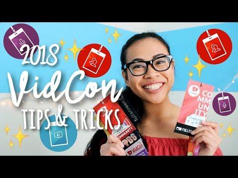 10 MORE VidCon Tips 2018! | SimplyMaci