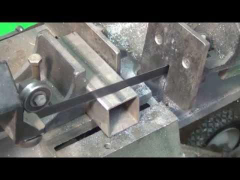 Bandsaw Blade Repair