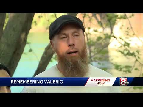 Family of Valerio McFarland thank community for support
