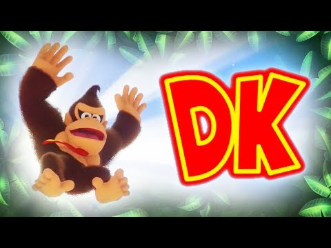 REAL effort in a DK game on Switch?! (Mario + Rabbids DLC Reaction)