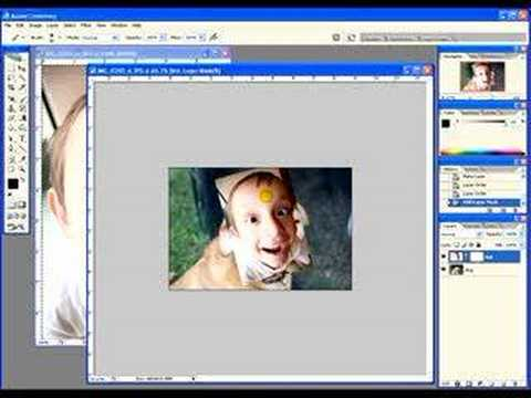 Photoshop CS2 compositing images part 2