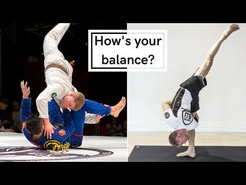 Improve your top game with better balance