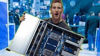 AMD EPYC Server - up to 4 TERABYTES of RAM!