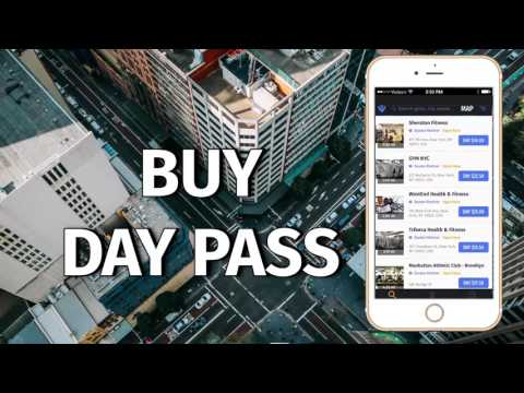 Gym Day Passes in New York City