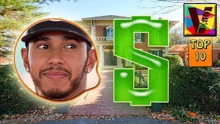 Lewis Hamilton And 10 Expensive Things He Owns