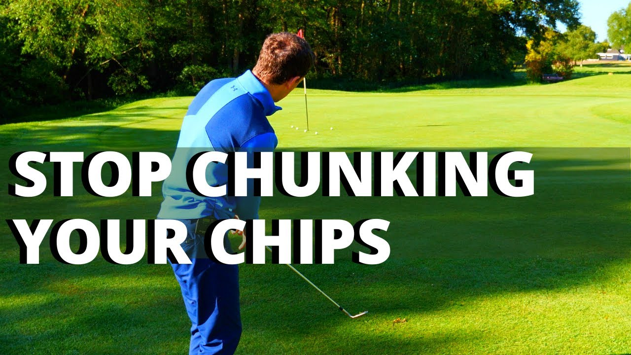SIMPLE SHORT GAME TECHNIQUE - Learn How to Hit Chip Shots Around the Green