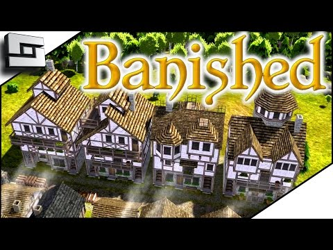 GIVE ME BEEF COWS! - Banished Gameplay E10 | Sl1pg8r