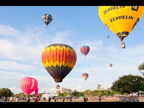 Putrajaya Balloon Festival - (Day & Night)