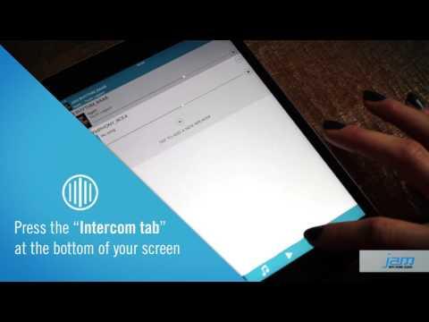 Using the Intercom on JAM WiFi Home Audio Speakers