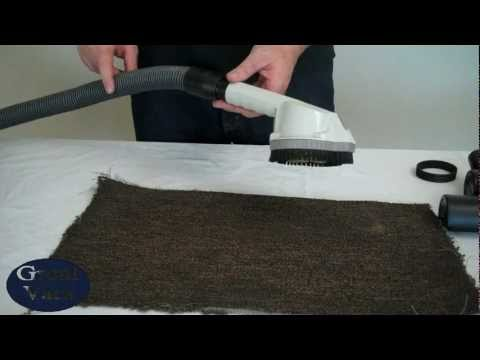 How To Use A Kirby Vacuum Zipp Brush Attachment Sentria Zip