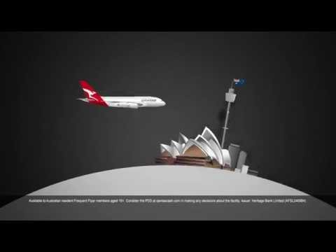 Introducing Qantas Cash® - The travel money card that rewards you