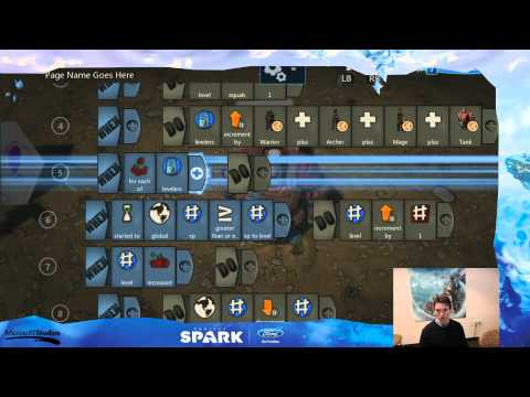 Project Spark Education Stream: How to Make an RPG (Part I)
