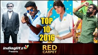 Top 10 Highest Grossing Tamil Movies in 2016 by Box Office Collections | Kabali, Theri, Remo, Kodi