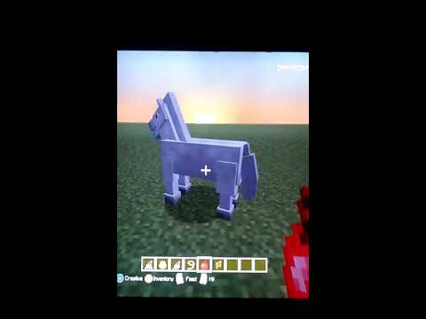 How to make your horse fast in minecraft