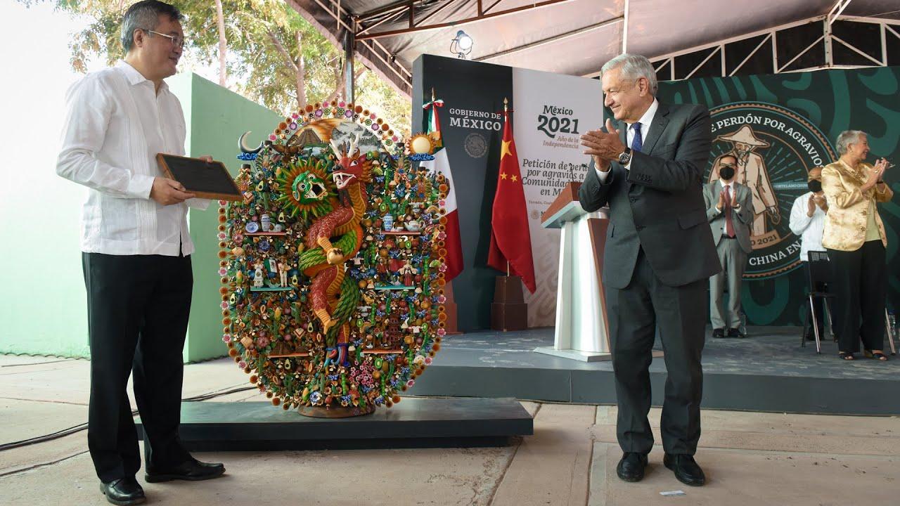 Petición de perdón por agravios a la comunidad china en México, desde Torreón, Coahuila
