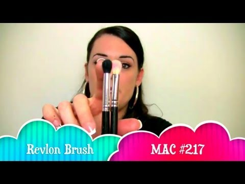 How To Choose Eyeshadow Brushes