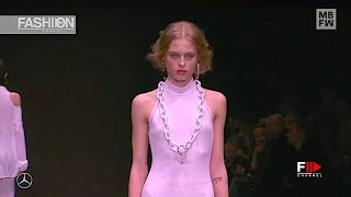 KXXK Highlights Fall 2019 2020 MBFW Berlin - Fashion Channel