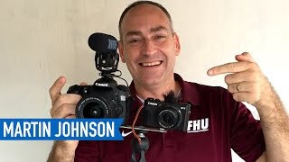 Canon G7X Mark ii vs Canon 70D   Best Camera for Youtube?