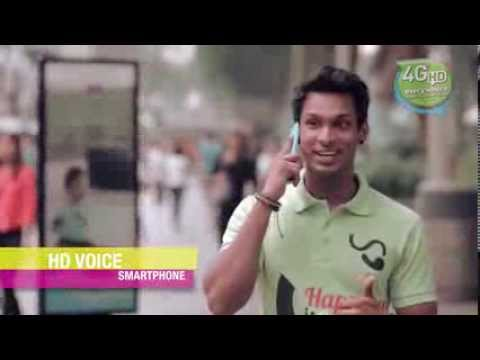 StarHub Mobile - Hear the difference between a HD Voice and non HD Voice call