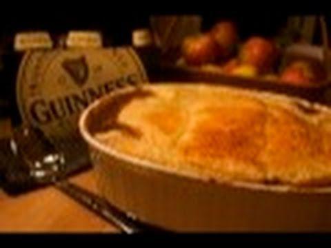Steak & Guinness Pie: Easy Entertaining #21