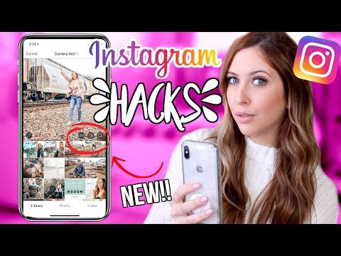 10 NEW Instagram Hacks 2018! SECRET HACKS to Get More Followers, Filters, Colors & More!