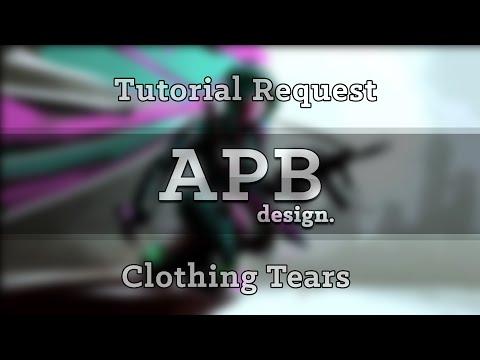APB Design - Clothing Tears / Rips